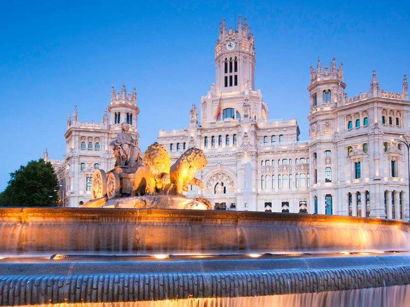Todo España  y Portugal