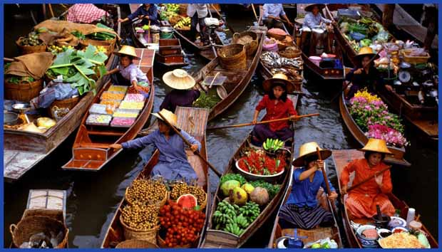 Aventuras en Tailandia