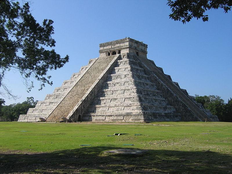 Aztecas y Mayas con Rivie...