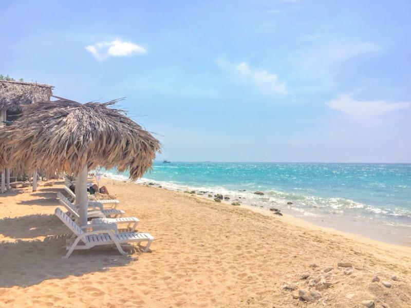 Antillas y Caribe Sur con...