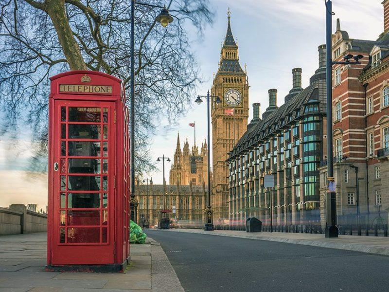 Capitales Britanicas