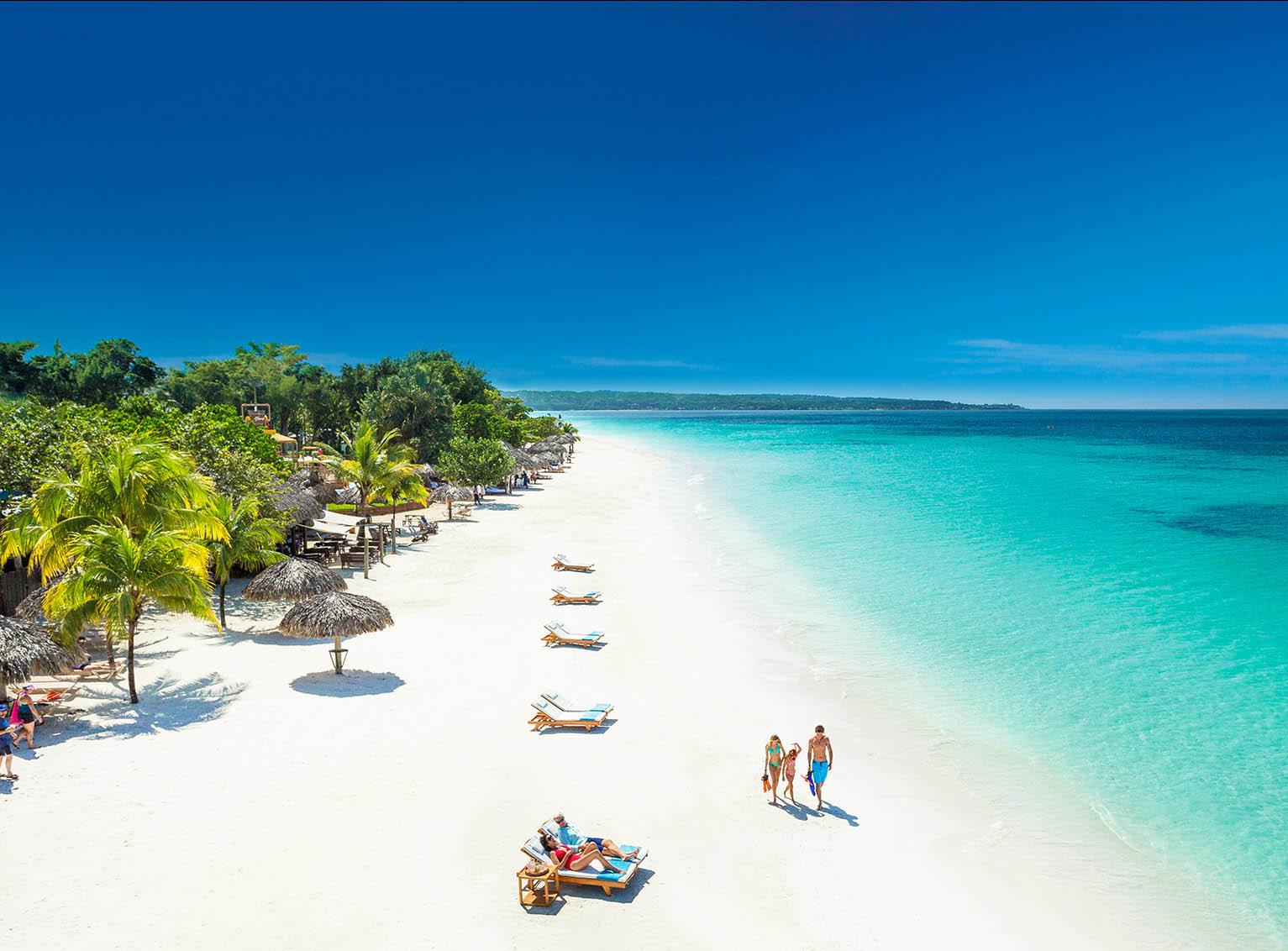 Solas y Solos a Jamaica